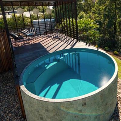 plunge-pools